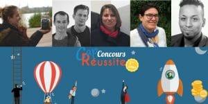 témoignages mentorés 2ème concours Cap Réussite