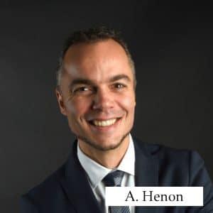 Alexandre Henon, mentor Cap Réussite