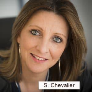 Stéphanie Chevalier, mentor Cap Réussite