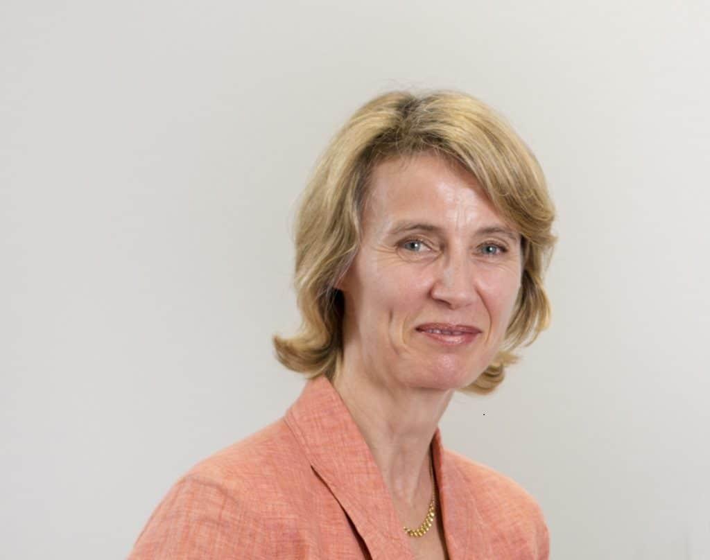 Catherine Le Davay co-fondatrice et mentor de la fondation Cap Réussite