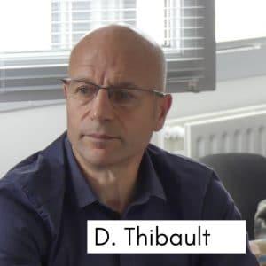 Daniel Thibault, mentor Cap réussite