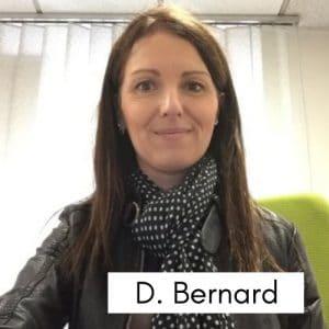 D. Bernard - mentor Cap Réussite