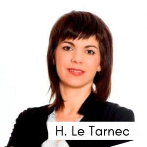 Helène Le Tarnec - mentor Cap Réussite