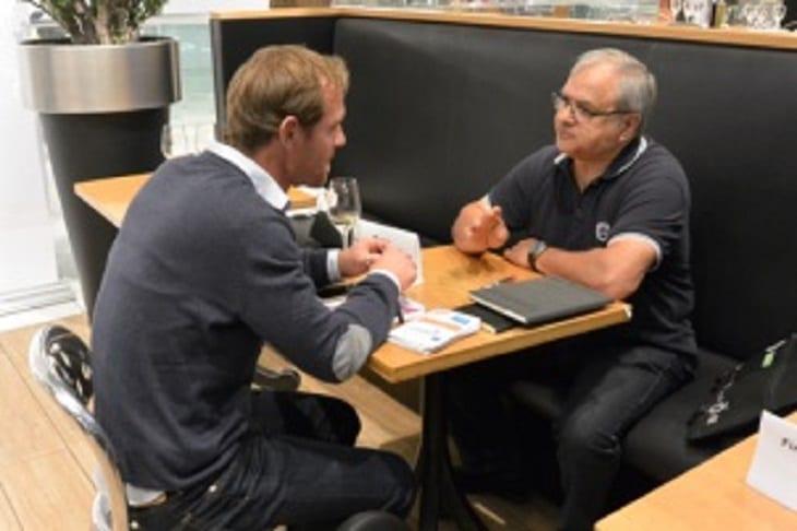 Interview vidéo et bons conseils d'André Rodriguez, mentor du concours.
