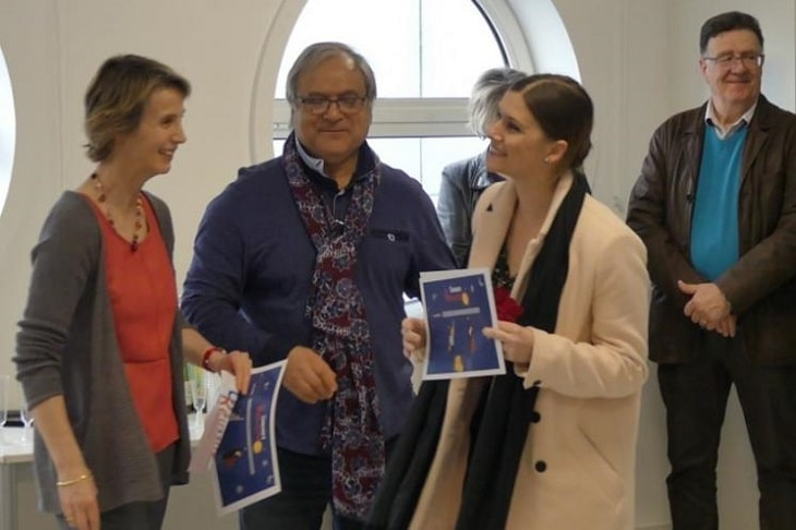3 lauréats au 5ème Concours d'Entrepreneurs Cap Reussite