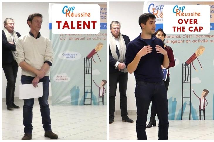 """6ème concours : 4 lauréats & 2 prix """"Talent"""" et """"Over the cap"""""""