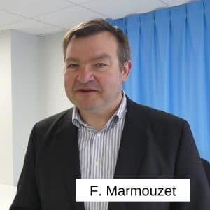 Frédéric Marmouzet - mentor mars 2019