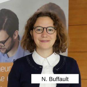 Noemie Buffault -Lauréate Mars 2019