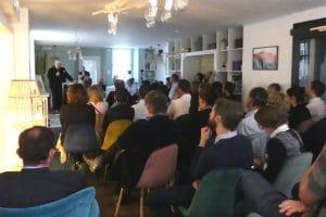 We share : liens entre sport de haut niveau et entrepreneuriat