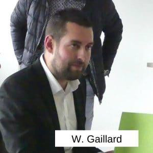 Wesley Gaillard, Chef d'établissement GSF Celtus