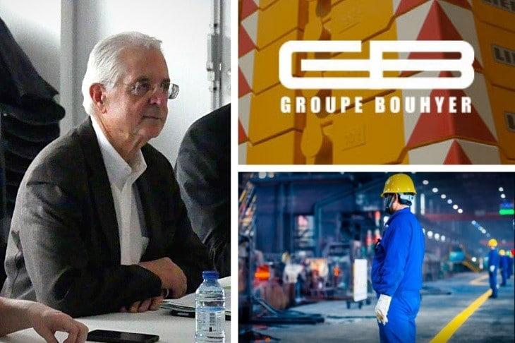 Alain Mimouni président fonderie Bouhyer économie