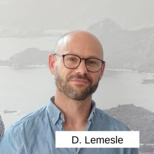 David Lemesle, mentor
