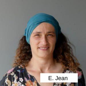 Emmanuelle Jean, mentorée