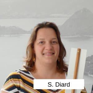 Sandrine Diard, mentore