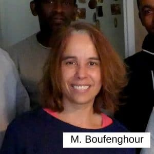 Messaouda Boufenghour - Mentore