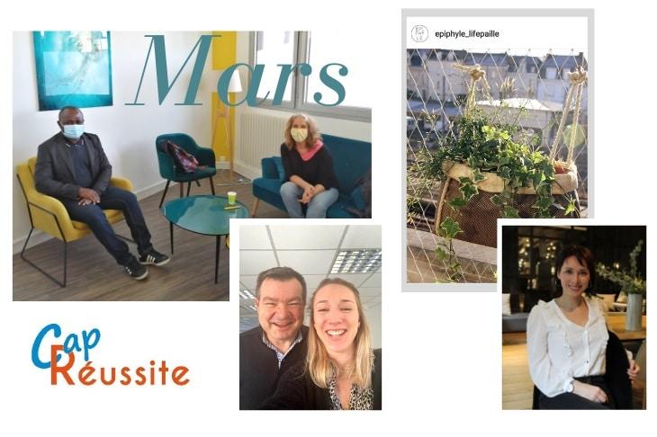 News du mentorat-mars2021