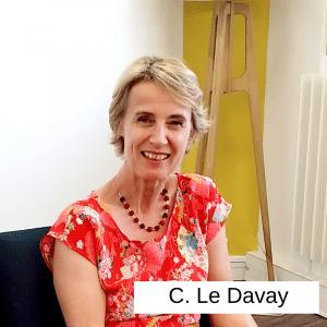 Catherine LeDavay, fondatrice cap Réussite et Mentore