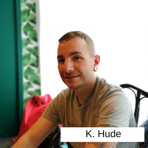 Kevin Hude - mentoré