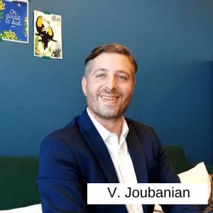 Vartan Joubanian - Mentoré